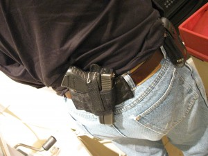 Old Concealed Carry that worked