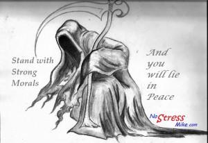 Grim Reaper Strong Morals 2
